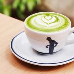 Uji Matcha Latte