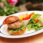 Kyoto Pork Hamburger